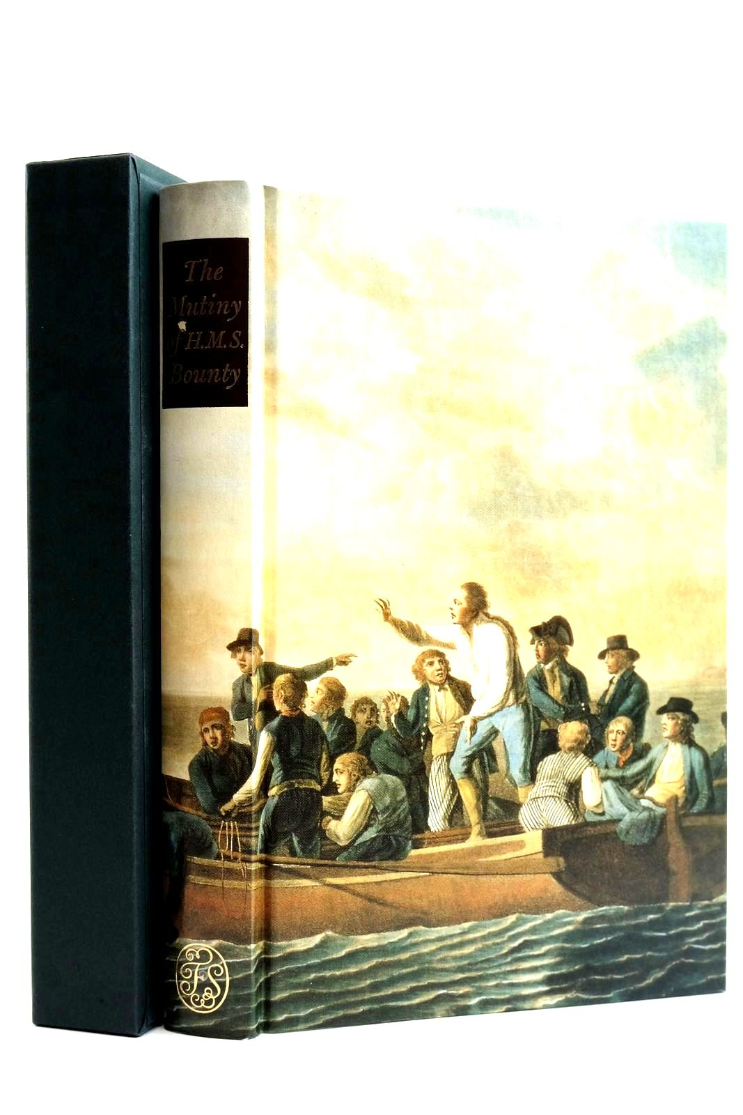 Photo of THE EVENTFUL HISTORY OF THE MUTINY AND PIRATICAL SEIZURE OF HMS BOUNTY ITS CAUSES AND CONSEQUENCES- Stock Number: 2132042