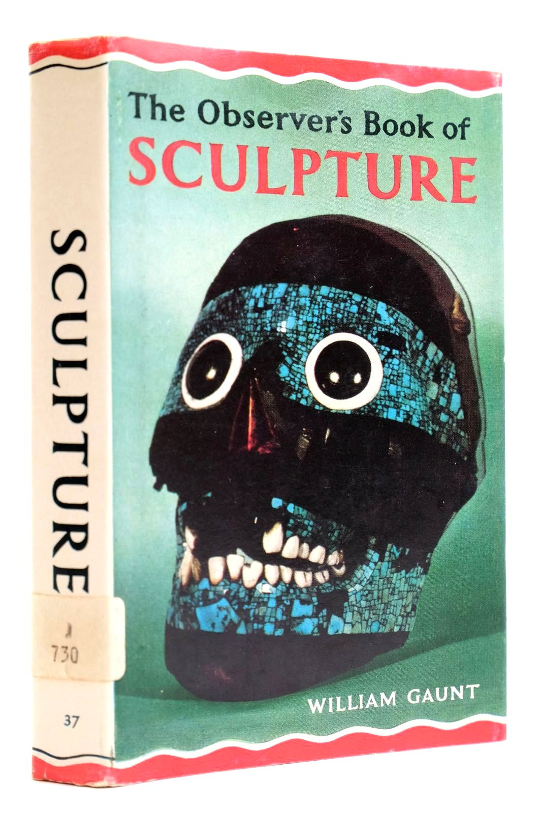 Photo of THE OBSERVER'S BOOK OF SCULPTURE- Stock Number: 2132050
