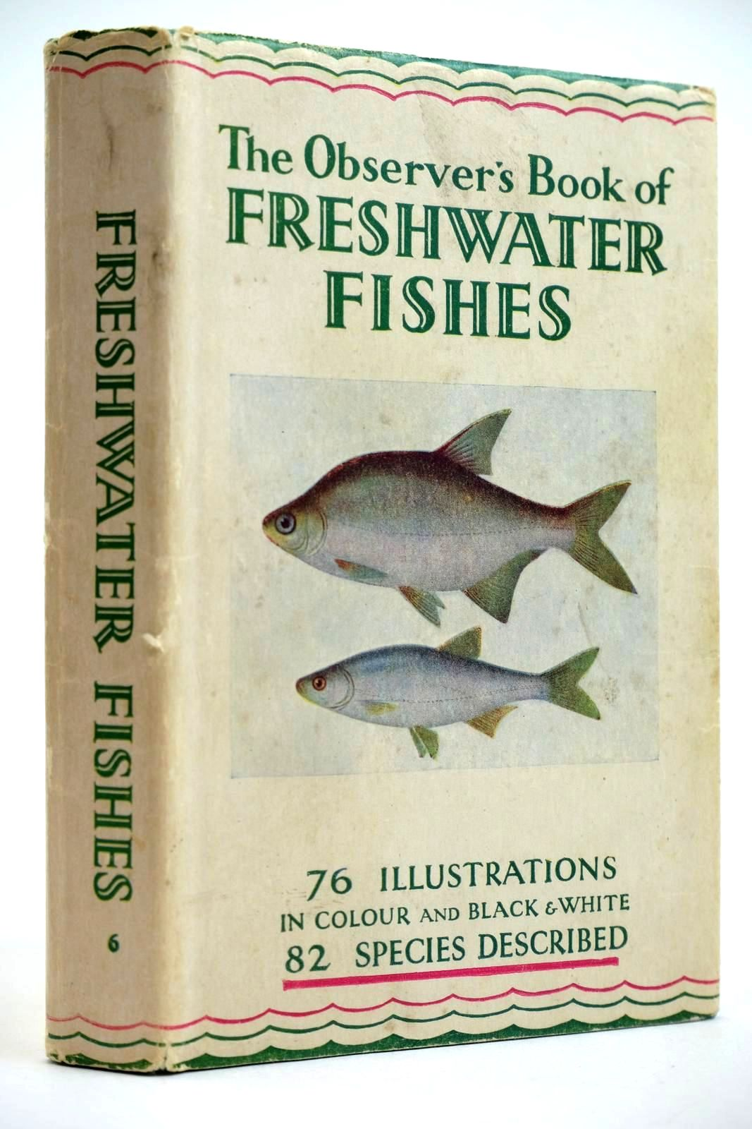 Photo of THE OBSERVER'S BOOK OF FRESHWATER FISHES written by Wells, A. Laurence published by Frederick Warne & Co Ltd. (STOCK CODE: 2132052)  for sale by Stella & Rose's Books