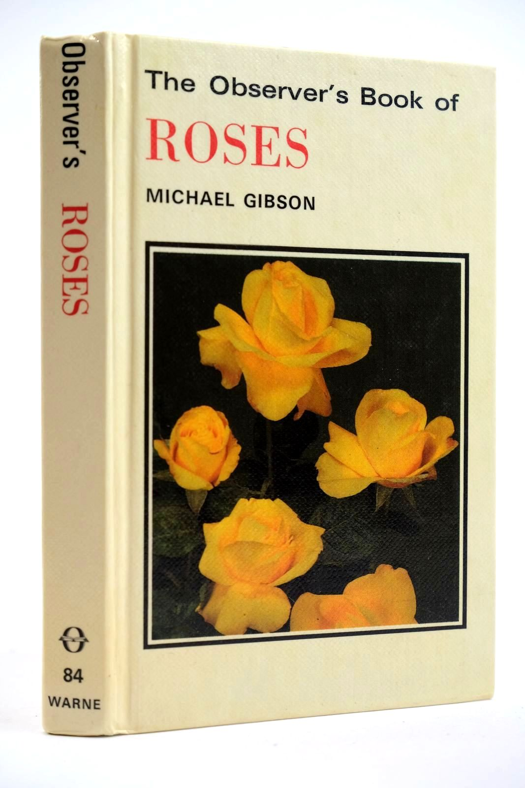Photo of THE OBSERVER'S BOOK OF ROSES- Stock Number: 2132057