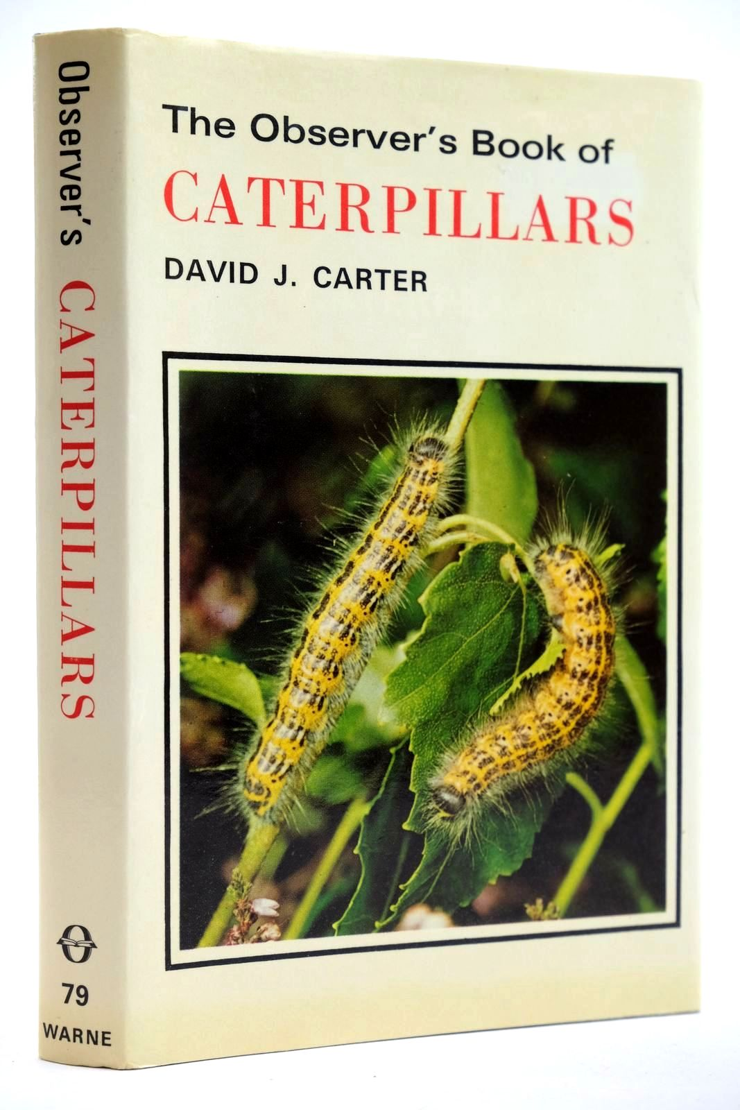 Photo of THE OBSERVER'S BOOK OF CATERPILLARS- Stock Number: 2132059