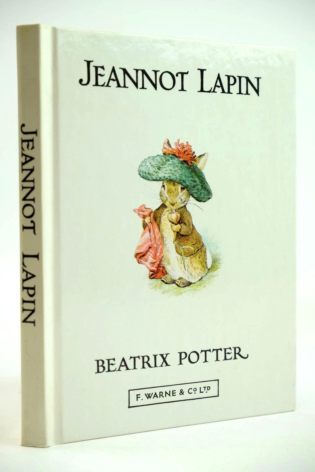Photo of L'HISTOIRE DE JEANNOT LAPIN written by Potter, Beatrix Profichet, Julienne illustrated by Potter, Beatrix published by Frederick Warne & Co Ltd. (STOCK CODE: 2132064)  for sale by Stella & Rose's Books