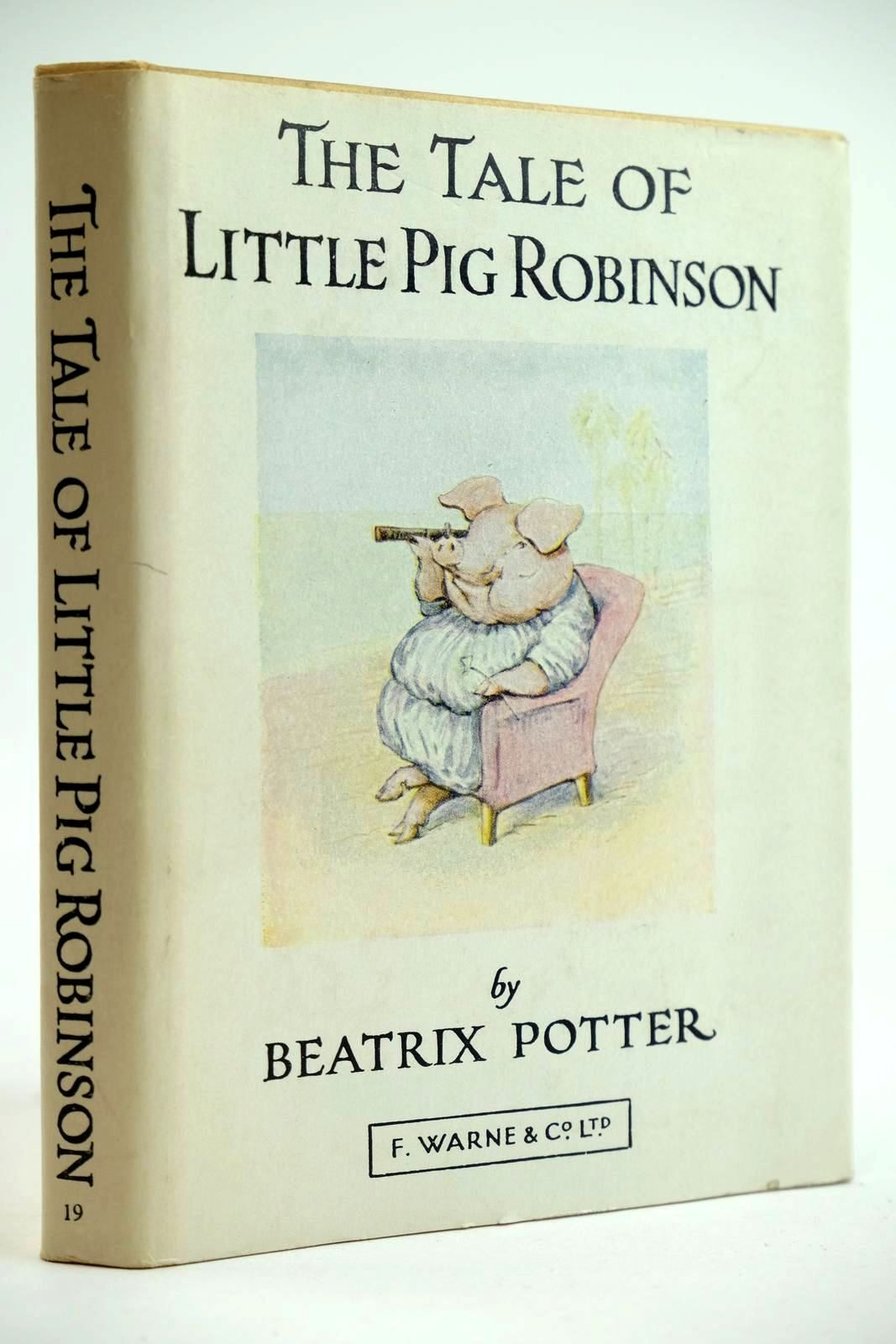 Photo of THE TALE OF LITTLE PIG ROBINSON- Stock Number: 2132066
