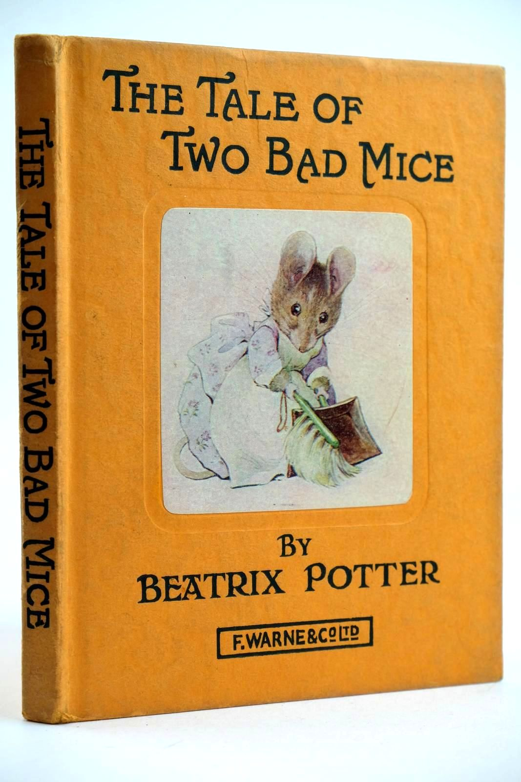 Photo of THE TALE OF TWO BAD MICE written by Potter, Beatrix illustrated by Potter, Beatrix published by Frederick Warne & Co Ltd. (STOCK CODE: 2132067)  for sale by Stella & Rose's Books