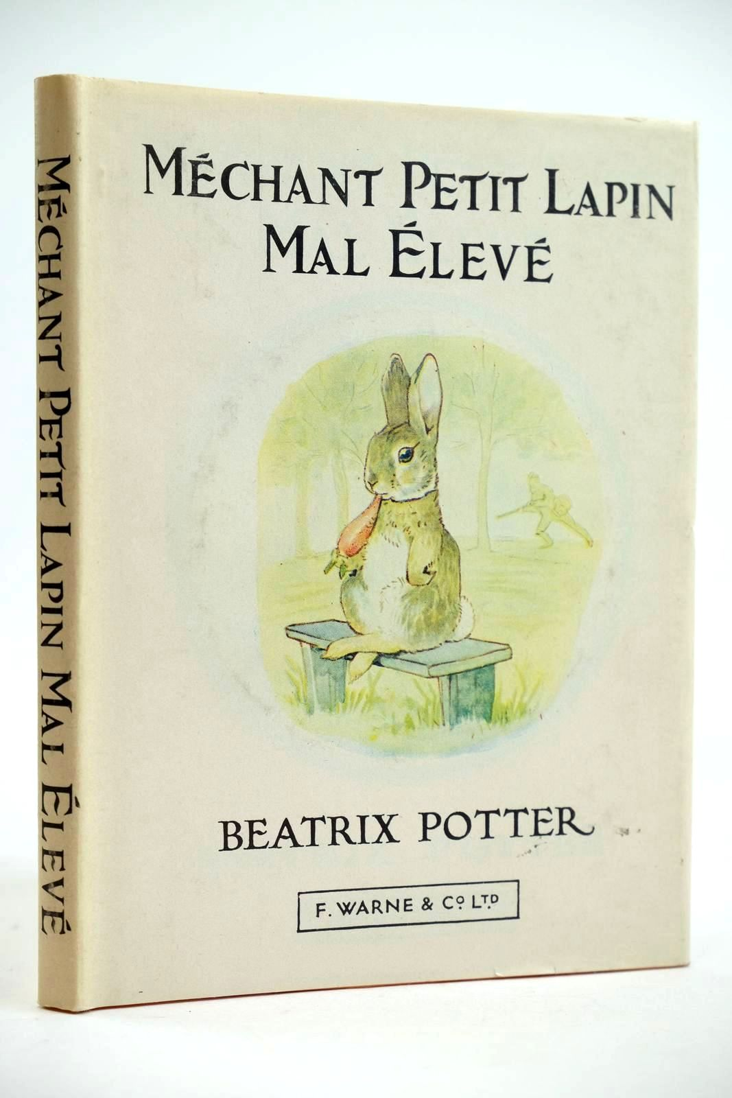 Photo of L'HISTOIRE D'UN MECHANT PETIT LAPIN MAL ELEVE written by Potter, Beatrix illustrated by Potter, Beatrix published by Frederick Warne & Co Ltd. (STOCK CODE: 2132070)  for sale by Stella & Rose's Books