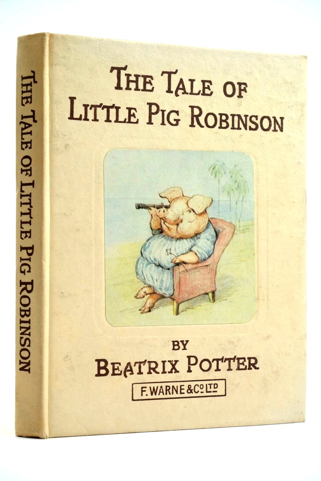 Photo of THE TALE OF LITTLE PIG ROBINSON written by Potter, Beatrix illustrated by Potter, Beatrix published by Frederick Warne & Co Ltd. (STOCK CODE: 2132074)  for sale by Stella & Rose's Books