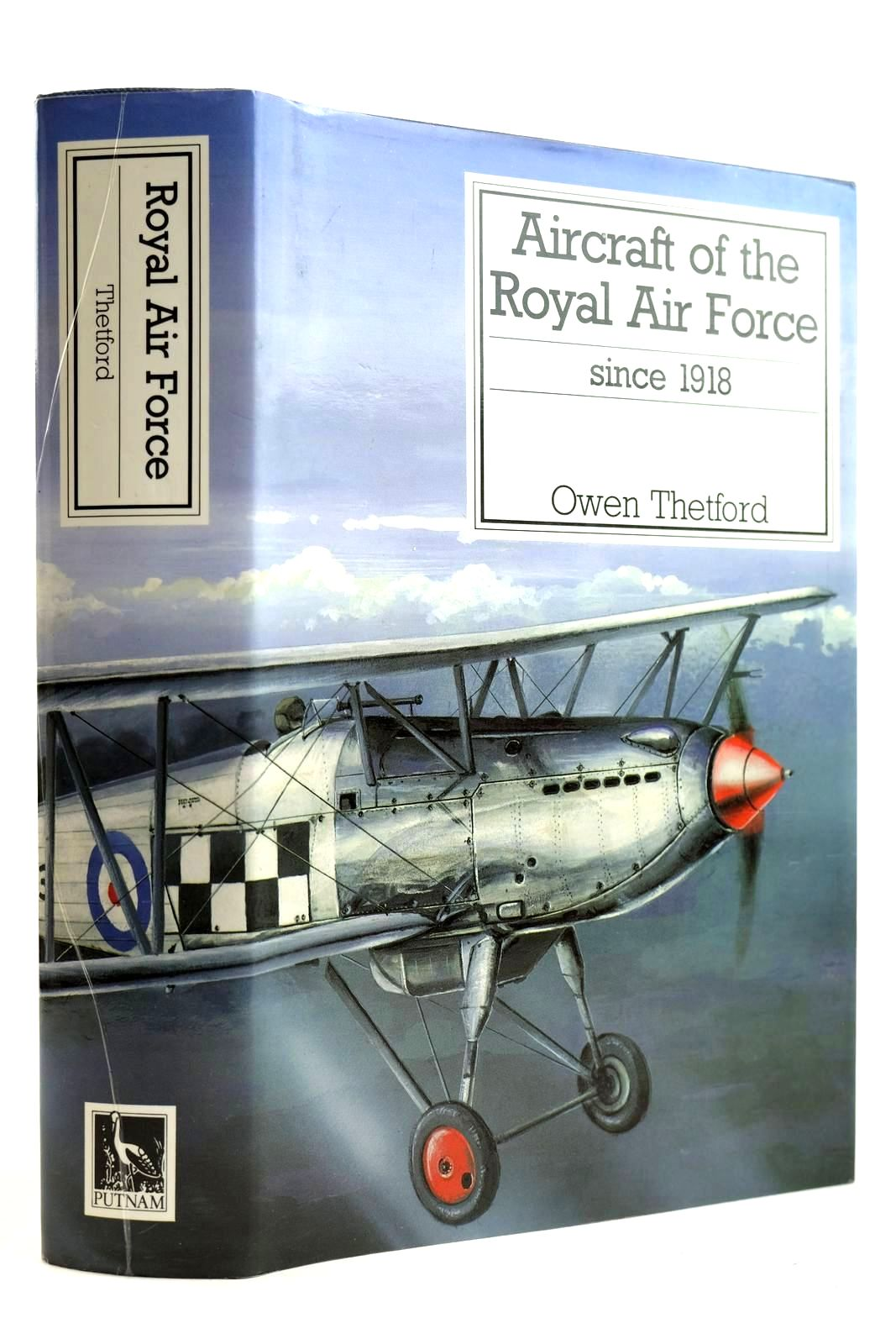 Photo of AIRCRAFT OF THE ROYAL AIR FORCE SINCE 1918 written by Thetford, Owen G. published by Putnam & Company (STOCK CODE: 2132078)  for sale by Stella & Rose's Books