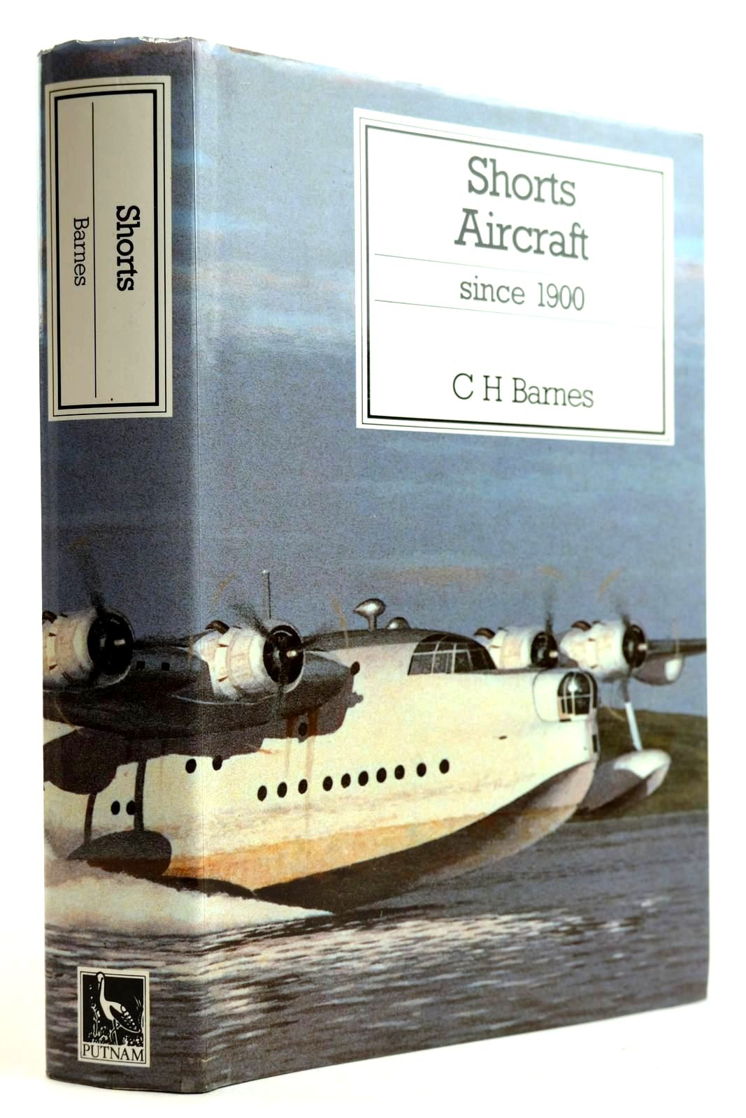 Photo of SHORTS AIRCRAFT SINCE 19OO written by Barnes, C.H. James, Derek N. published by Putnam (STOCK CODE: 2132081)  for sale by Stella & Rose's Books