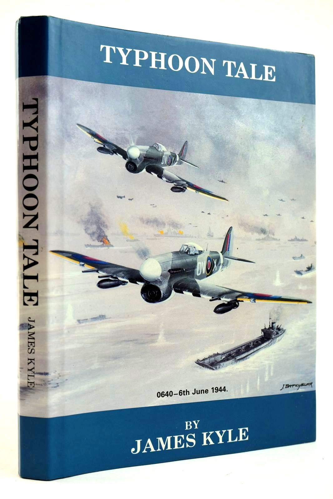 Photo of TYPHOON TALE written by Kyle, James published by Biggar & Co. (publishers) Ltd. (STOCK CODE: 2132086)  for sale by Stella & Rose's Books