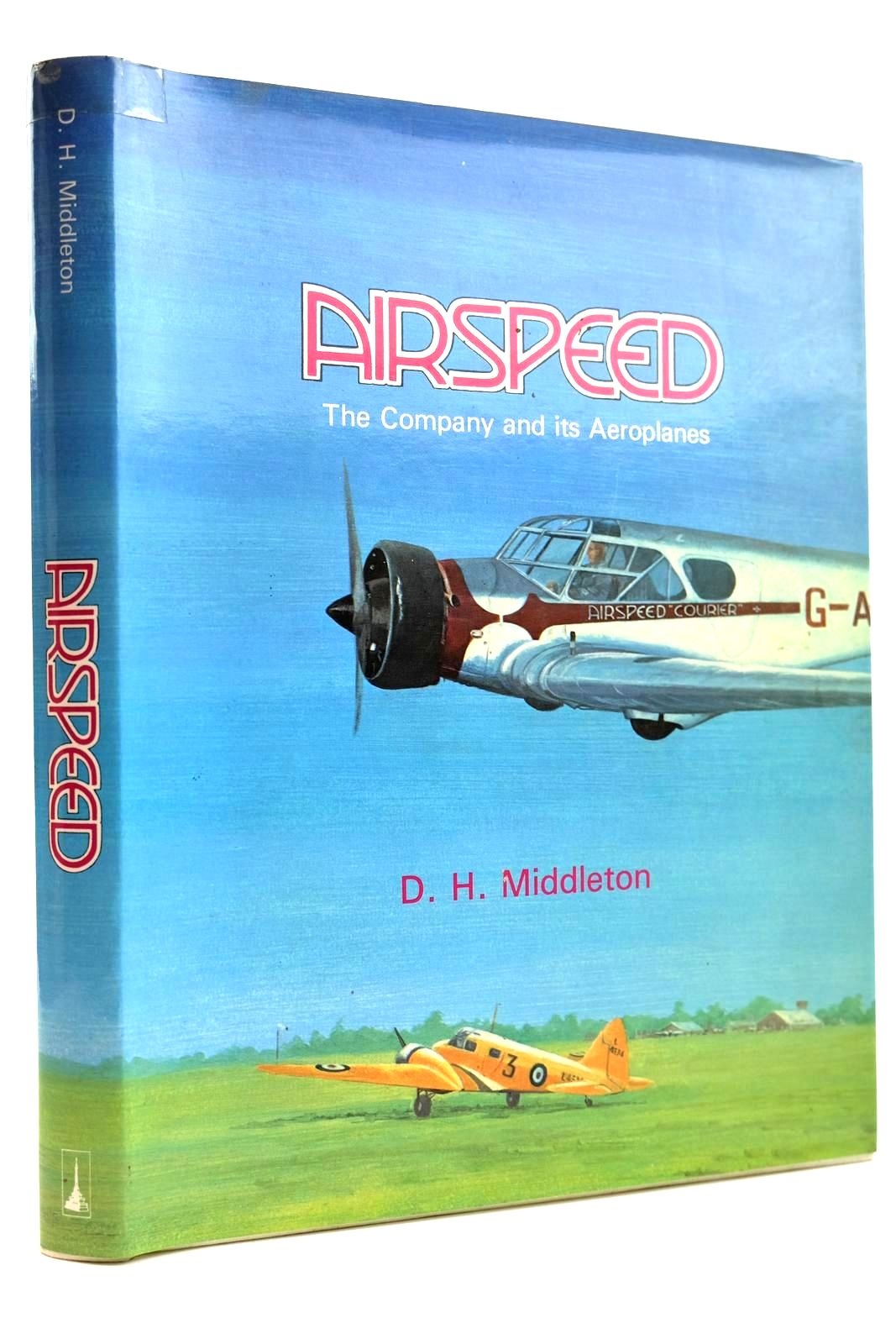 Photo of AIRSPEED THE COMPANY AND ITS AEROPLANES written by Middleton, D.H. published by Terence Dalton Limited (STOCK CODE: 2132087)  for sale by Stella & Rose's Books