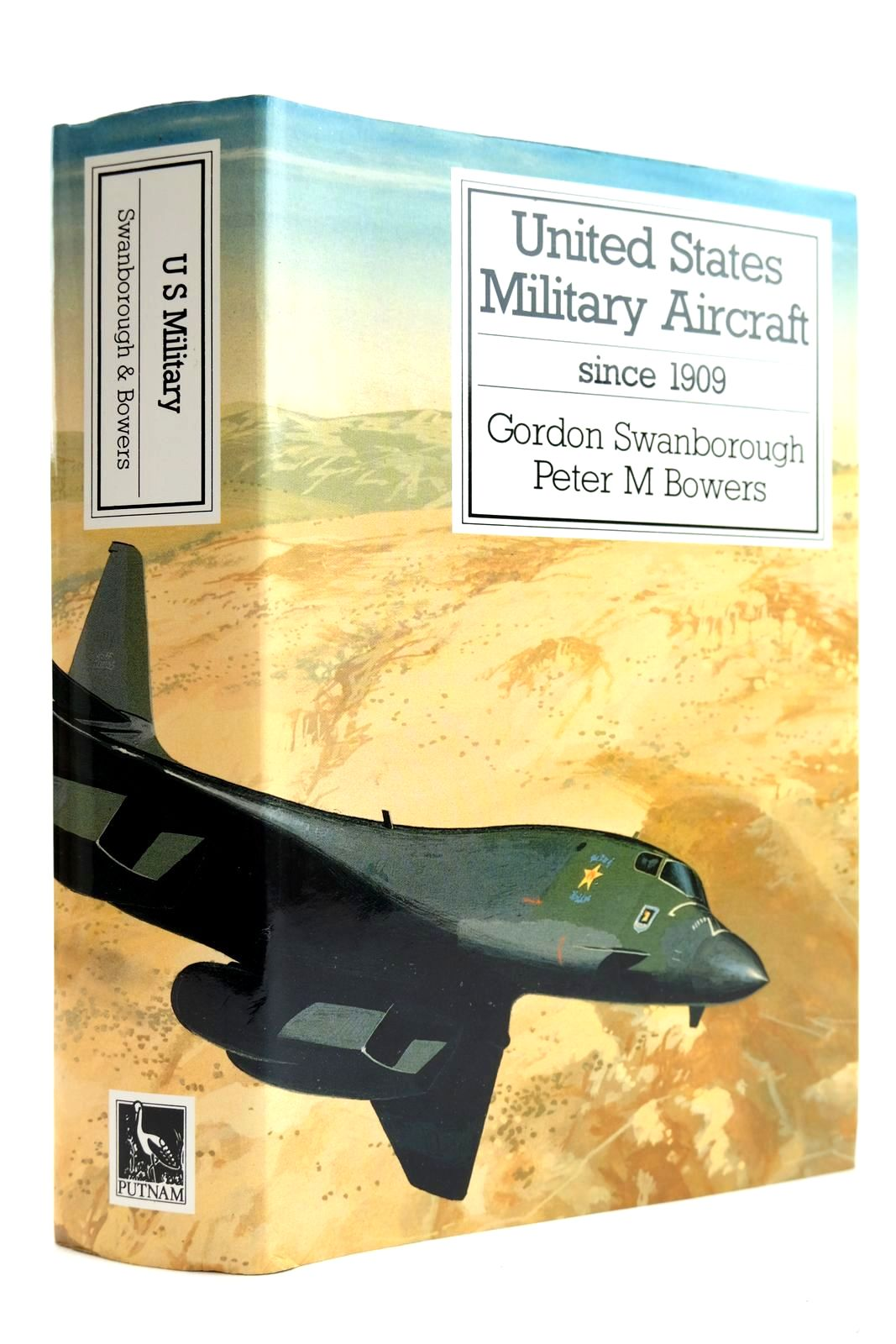 Photo of UNITED STATES MILITARY AIRCRAFT SINCE 1909- Stock Number: 2132091