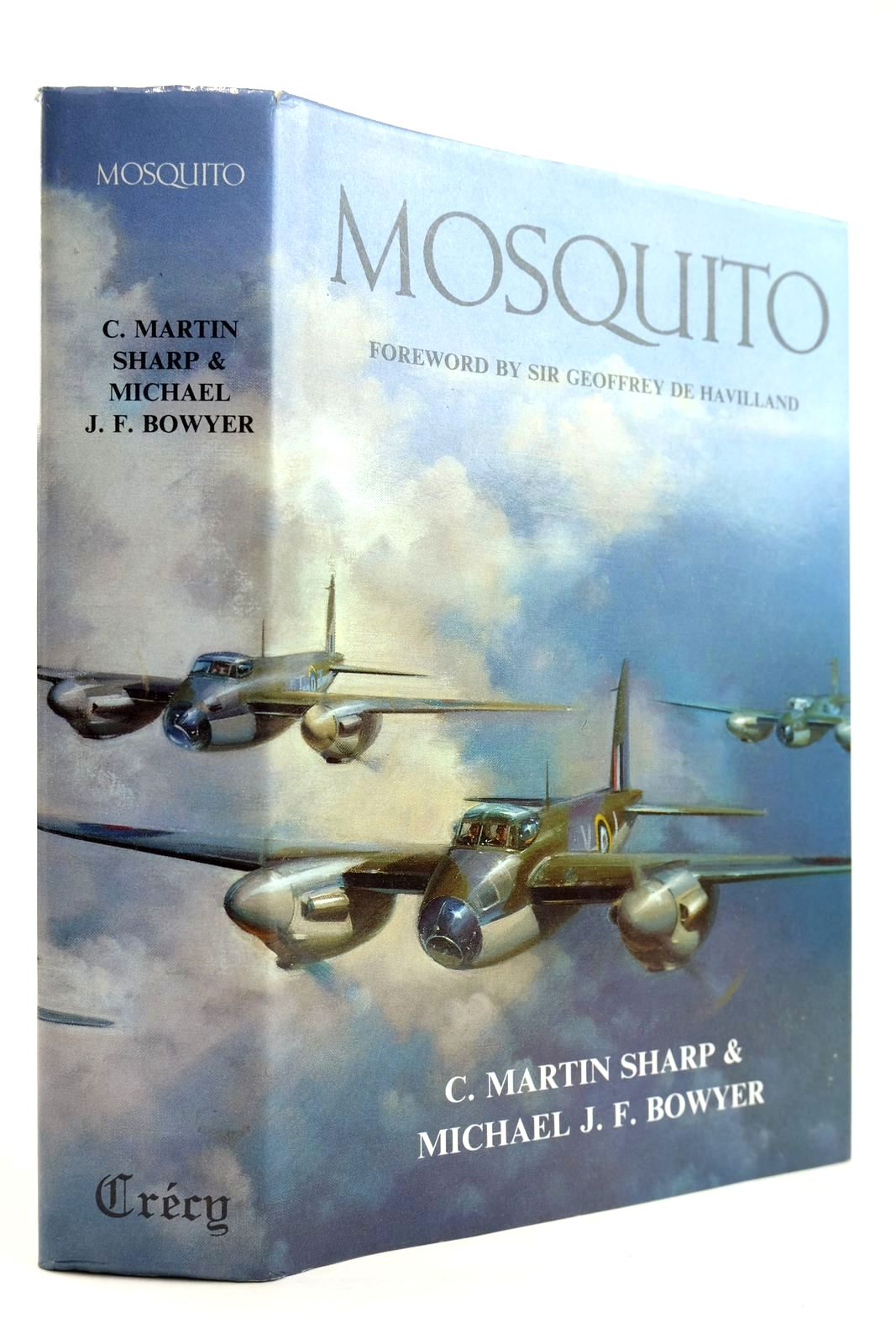 Photo of MOSQUITO written by Sharp, C. Martin Bowyer, Michael J.F. published by Crecy Books (STOCK CODE: 2132092)  for sale by Stella & Rose's Books
