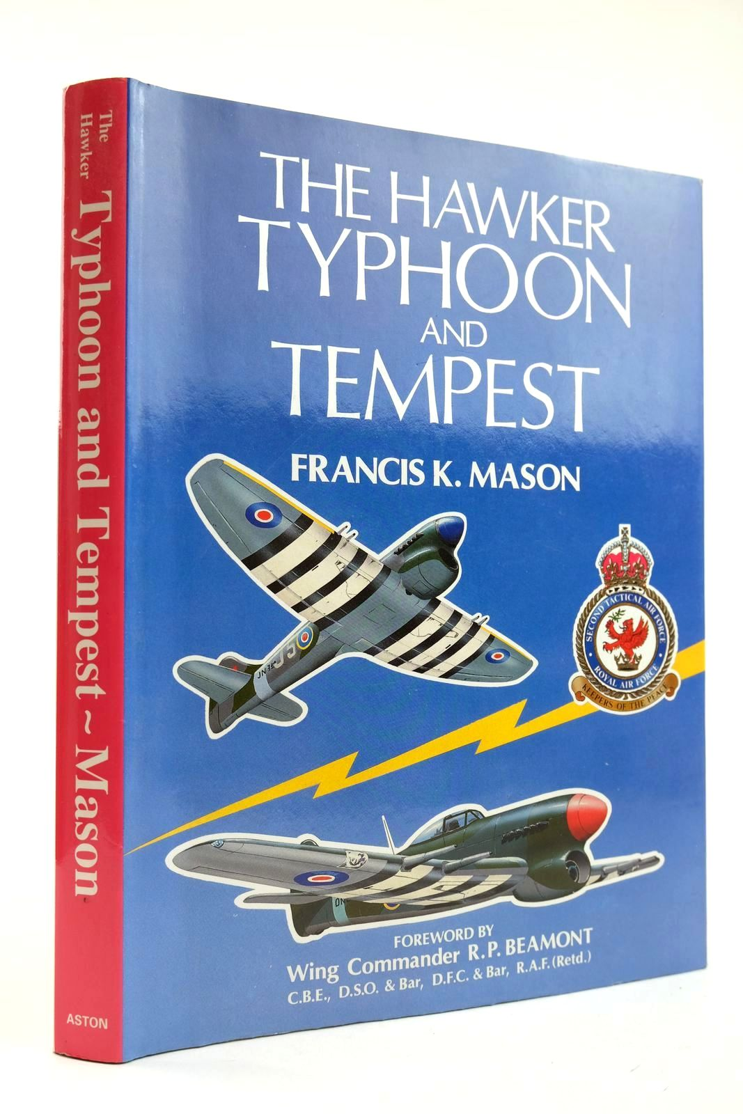 Photo of THE HAWKER TYPHOON AND TEMPEST written by Mason, Francis K. published by Aston Publications (STOCK CODE: 2132093)  for sale by Stella & Rose's Books