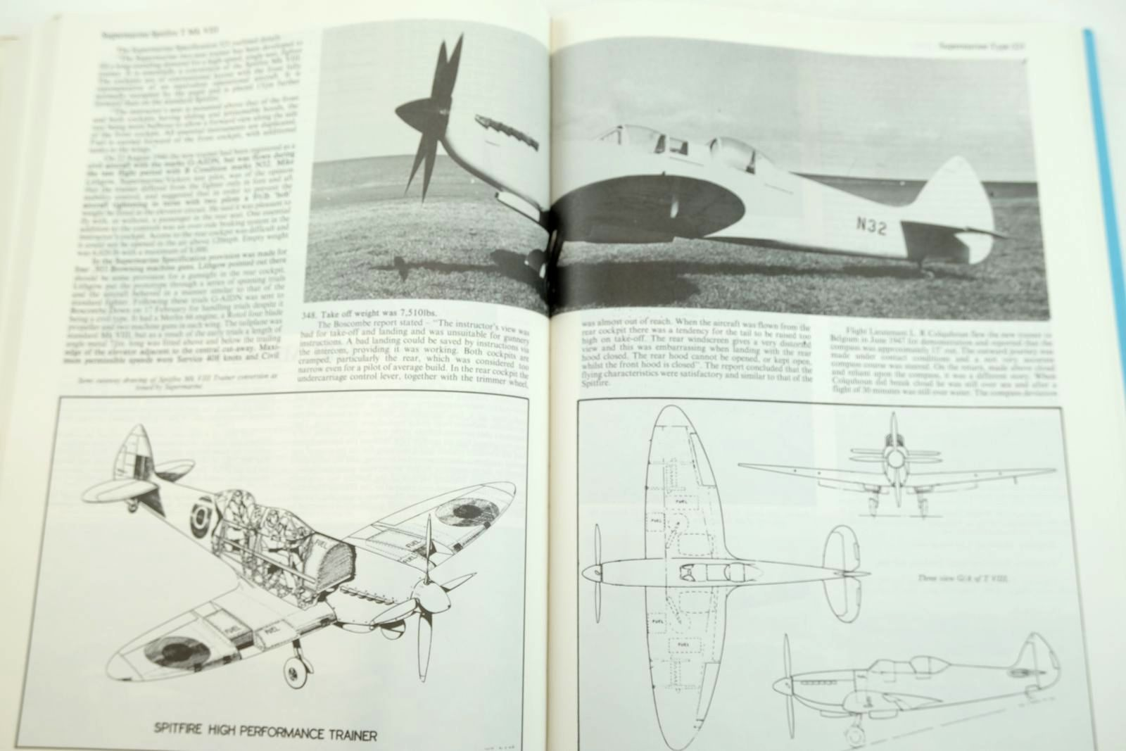 Photo of SPITFIRE THE HISTORY written by Morgan, Eric B.