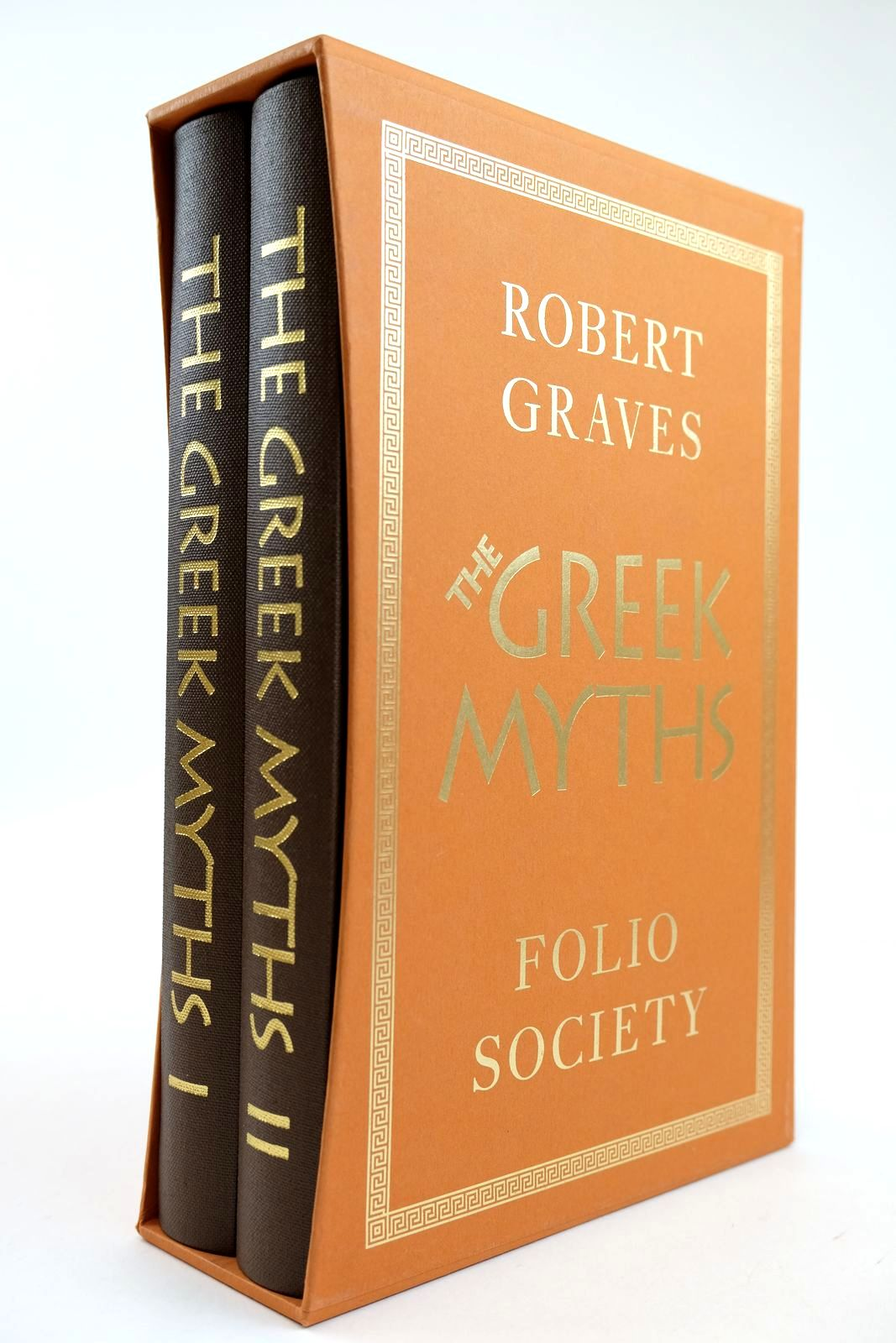 Photo of THE GREEK MYTHS (2 VOLUMES)- Stock Number: 2132109