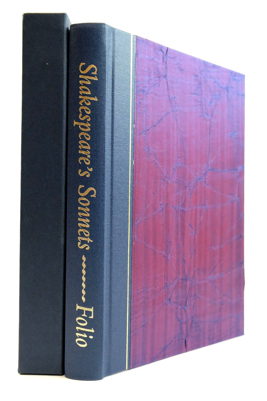 Photo of SHAKESPEARE'S SONNETS- Stock Number: 2132110
