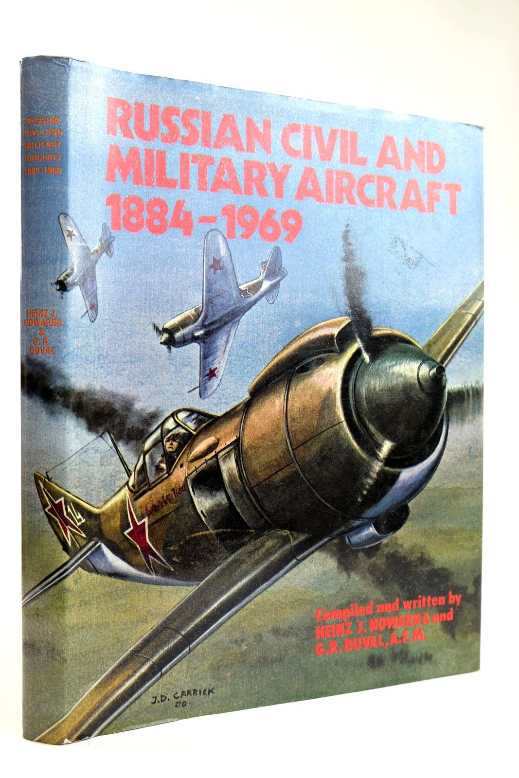 Photo of RUSSIAN CIVIL AND MILITARY AIRCRAFT 1884-1969- Stock Number: 2132116