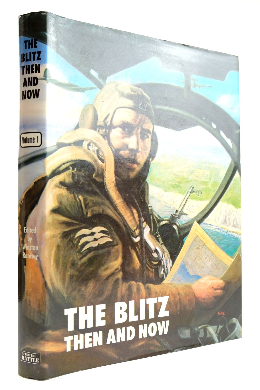 Photo of THE BLITZ THEN AND NOW VOLUME 1 written by Ramsey, Winston G.<br />et al,  published by Battle of Britain Prints International Ltd. (STOCK CODE: 2132117)  for sale by Stella & Rose's Books