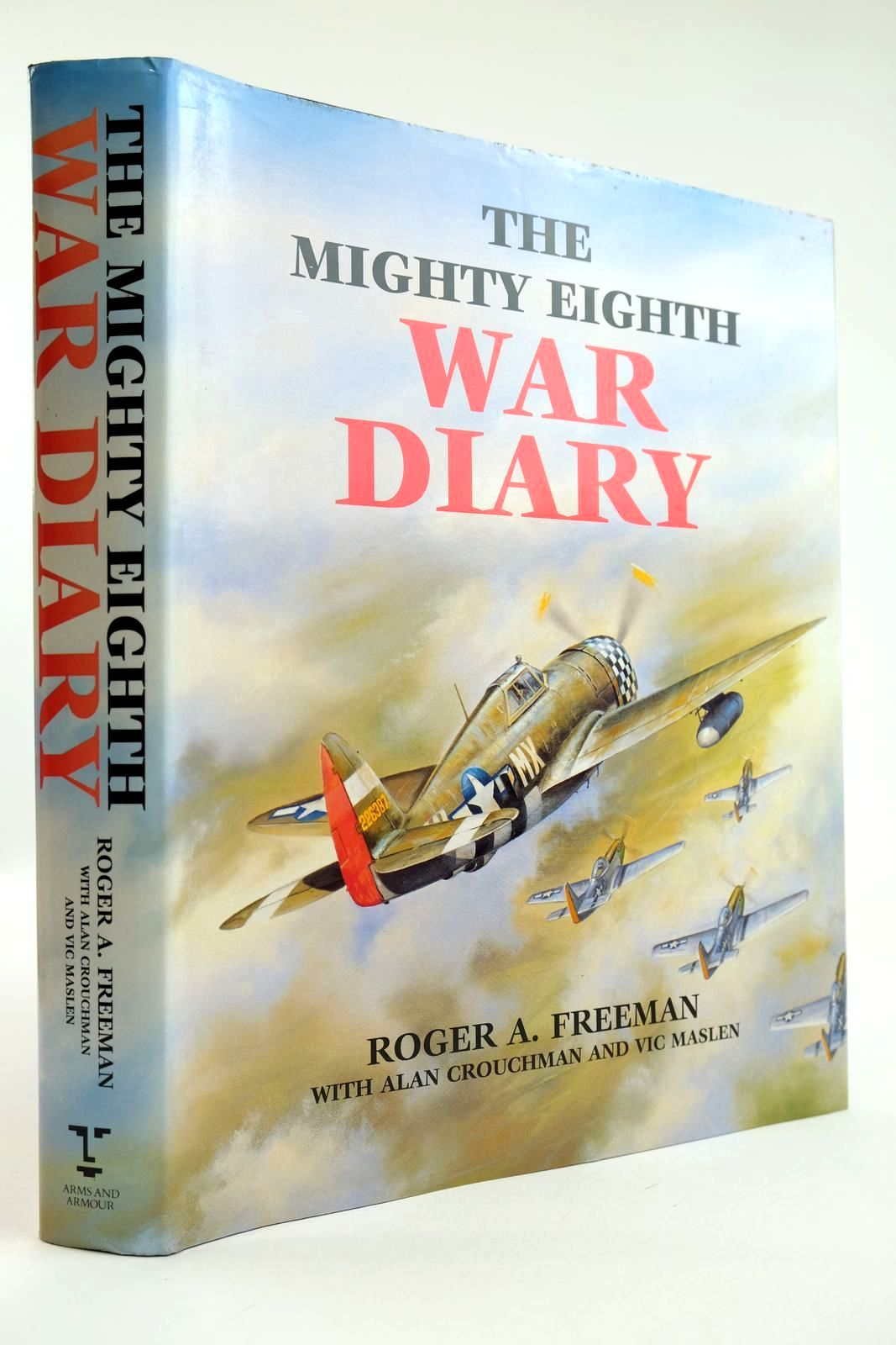 Photo of THE MIGHTY EIGHTH WAR DIARY- Stock Number: 2132120