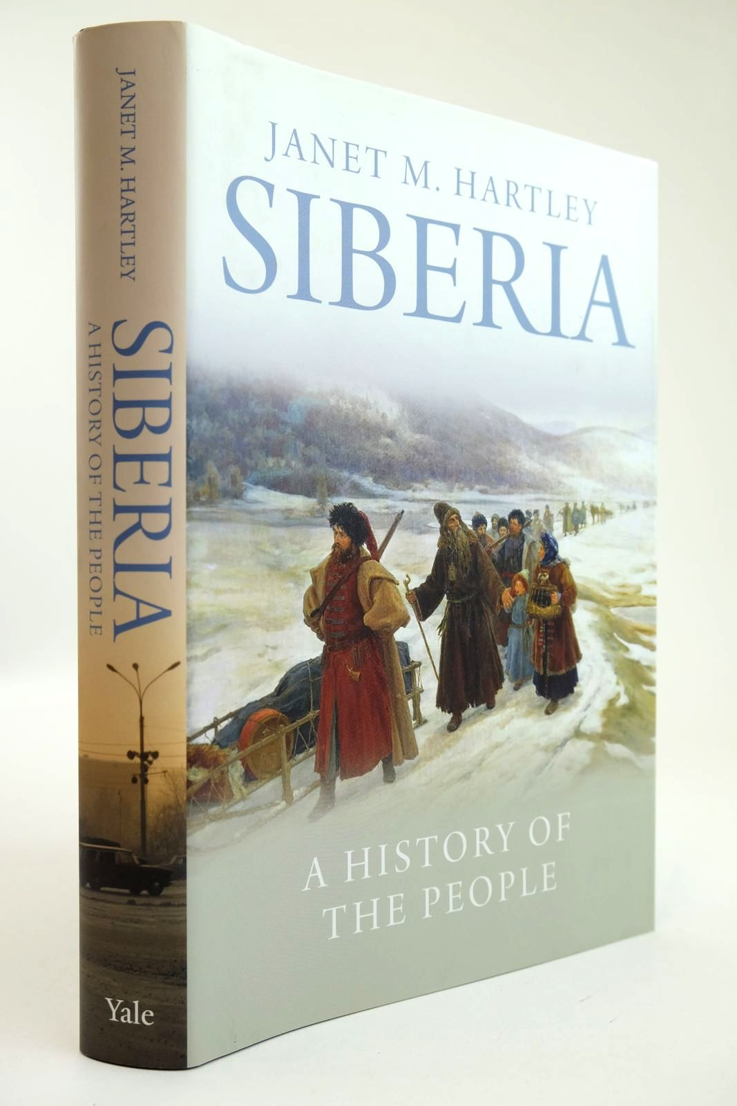 Photo of SIBERIA A HISTORY OF THE PEOPLE- Stock Number: 2132122