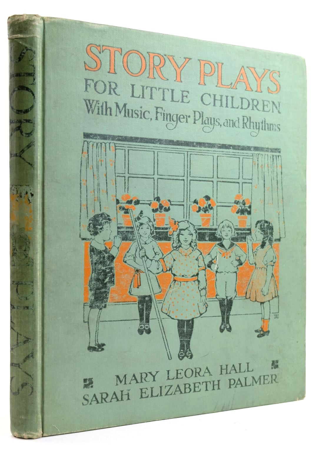 Photo of STORY PLAYS FOR LITTLE CHILDREN written by Hall, Mary Leora Palmer, Sarah Elizabeth published by Lothrop, Lee & Shepard Co. (STOCK CODE: 2132131)  for sale by Stella & Rose's Books