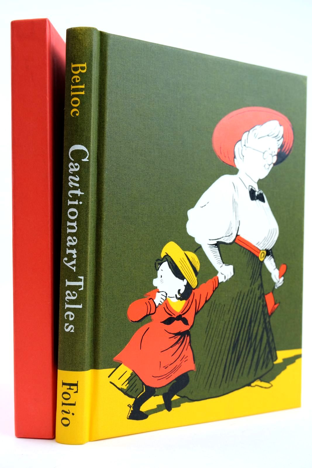 Photo of CAUTIONARY TALES AND OTHER VERSES- Stock Number: 2132146