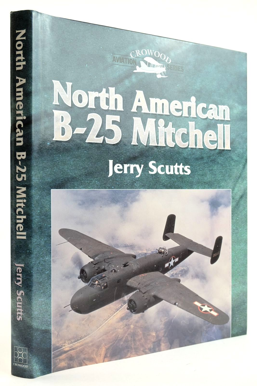 Photo of NORTH AMERICAN B-25 MITCHELL- Stock Number: 2132151