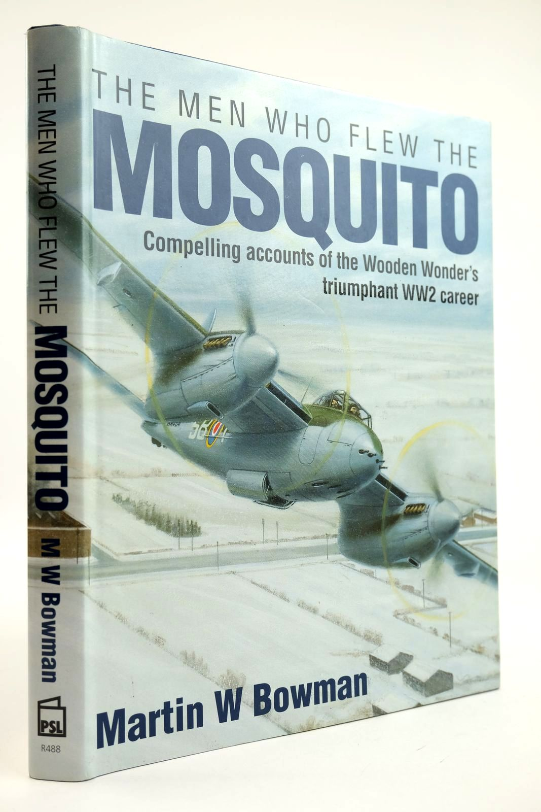Photo of THE MEN WHO FLEW THE MOSQUITO written by Bowman, Martin W. published by Patrick Stephens Limited (STOCK CODE: 2132162)  for sale by Stella & Rose's Books