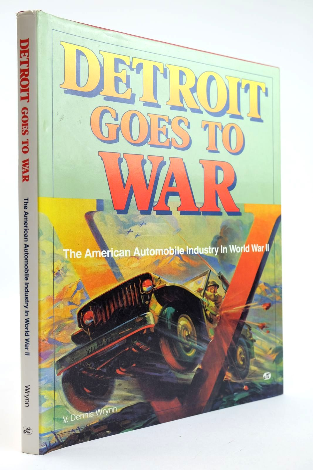 Photo of DETROIT GOES TO WAR- Stock Number: 2132163