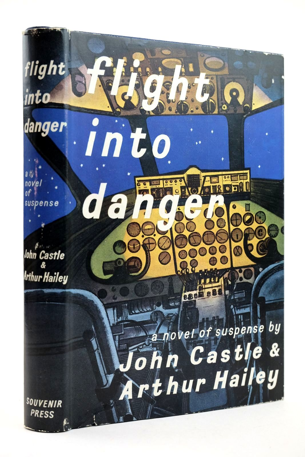 Photo of FLIGHT INTO DANGER written by Castle, John Hailey, Arthur published by Souvenir Press (STOCK CODE: 2132179)  for sale by Stella & Rose's Books