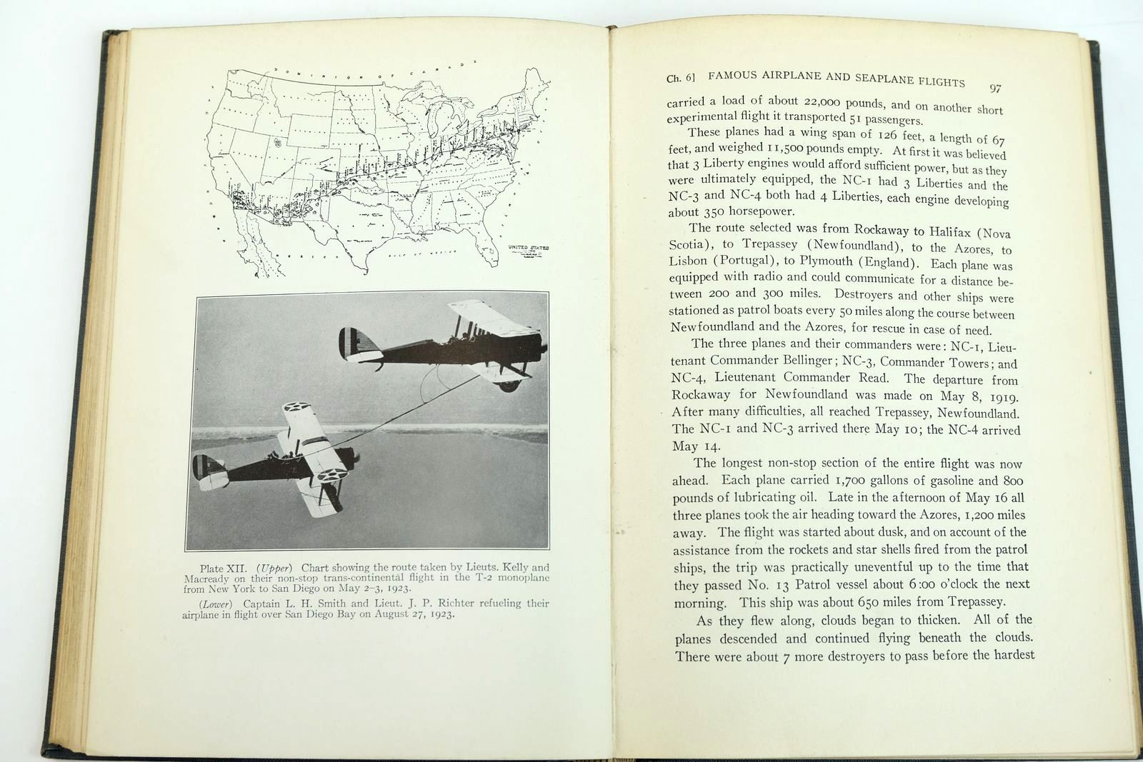 Photo of AIRMEN AND AIRCRAFT written by Arnold, Henry H. published by The Ronald Press Company (STOCK CODE: 2132180)  for sale by Stella & Rose's Books