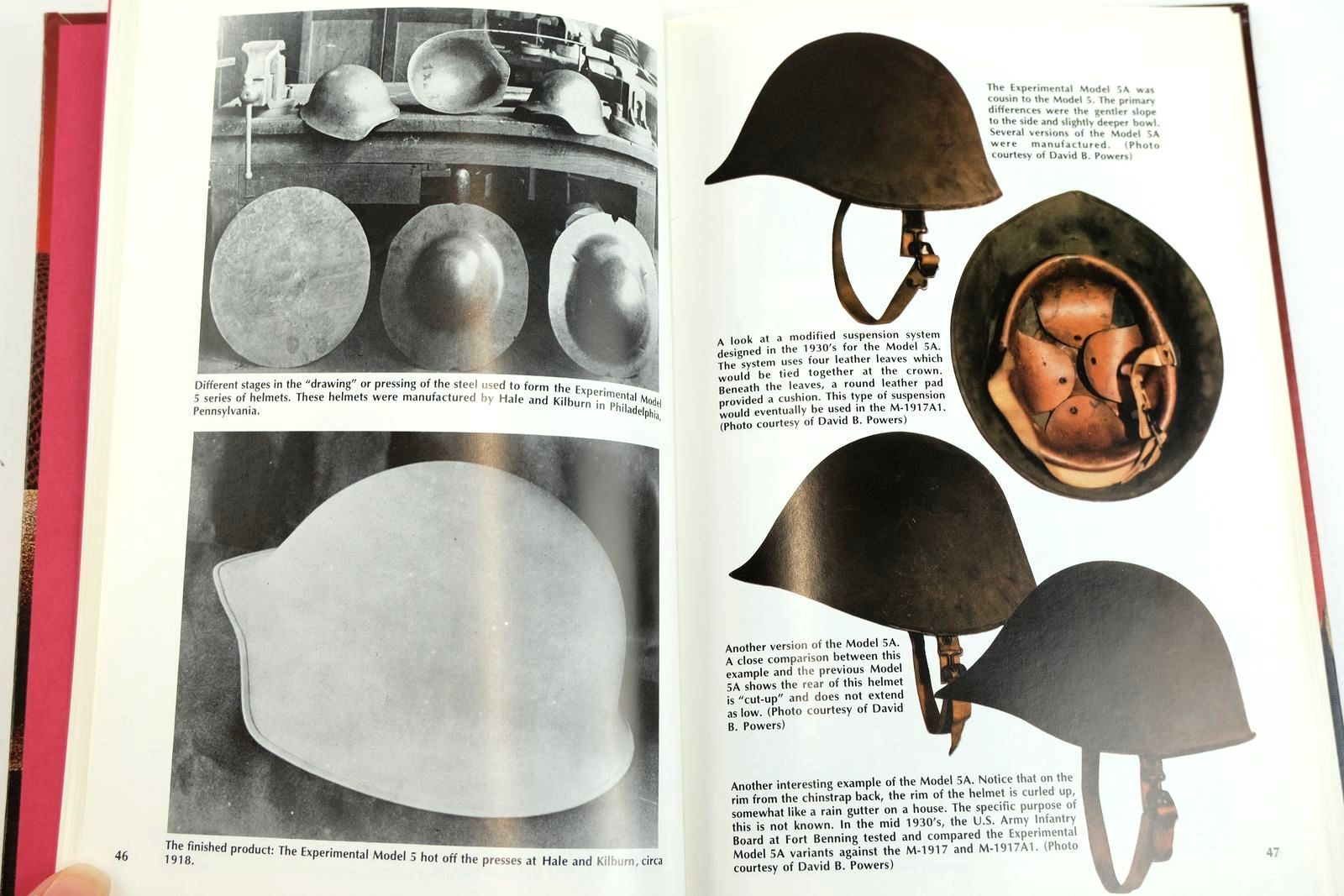 Photo of STEEL POTS THE HISTORY OF AMERICA'S STEEL COMBAT HELMETS written by Armold, Chris published by R. James Bender (STOCK CODE: 2132192)  for sale by Stella & Rose's Books