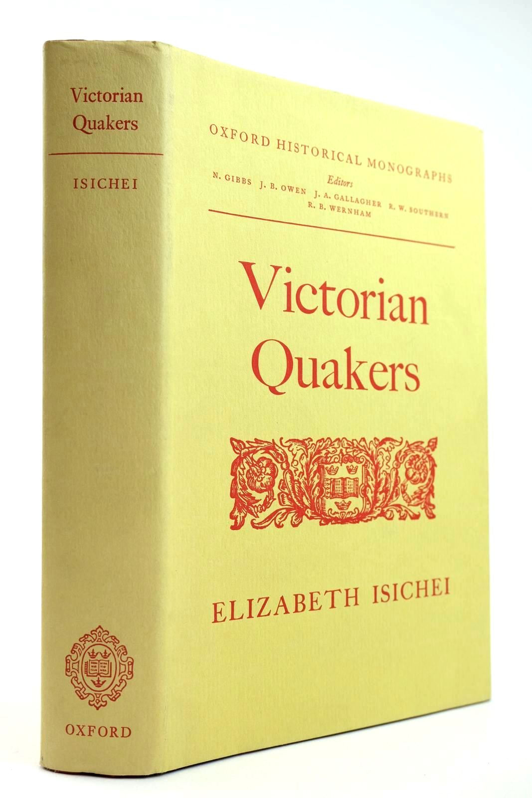 Photo of VICTORIAN QUAKERS- Stock Number: 2132198