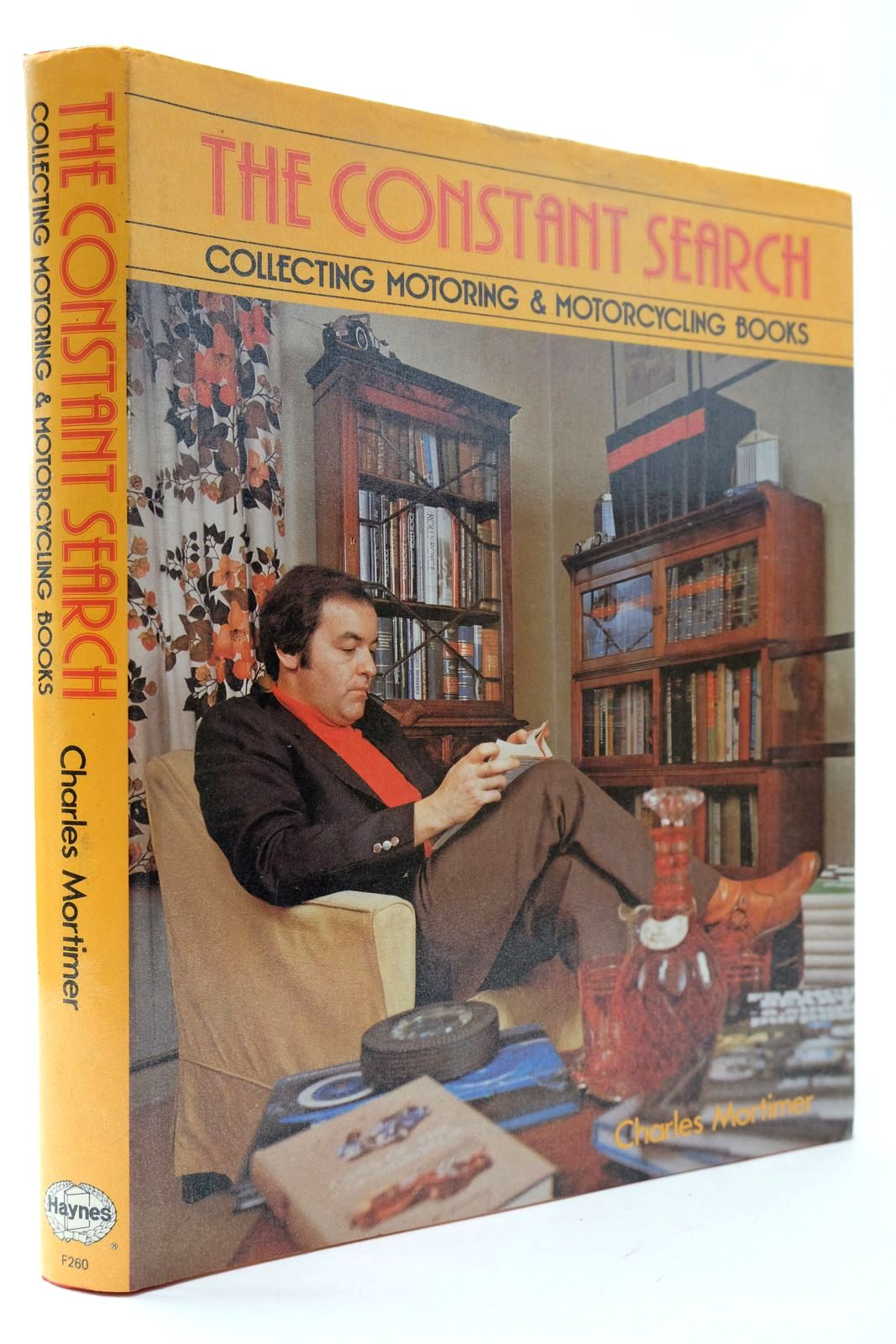 Photo of THE CONSTANT SEARCH written by Mortimer, Charles published by Haynes Publishing Group (STOCK CODE: 2132202)  for sale by Stella & Rose's Books