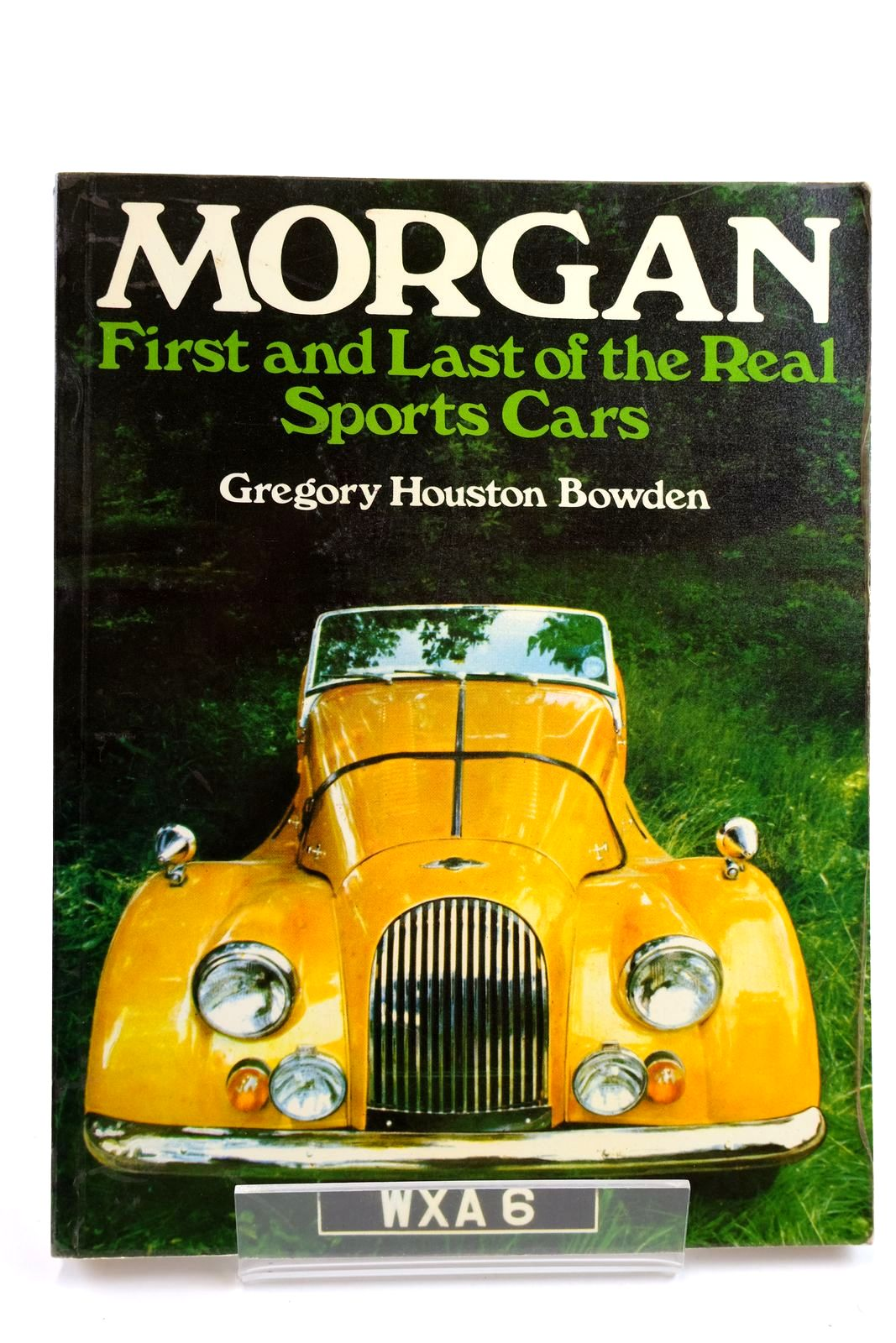 Photo of MORGAN FIRST AND LAST OF THE REAL SPORTS CARS- Stock Number: 2132232