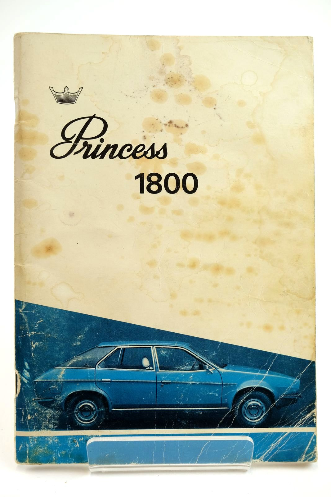 Photo of PRINCESS 1800 1800 HL published by Leyland Cars (STOCK CODE: 2132244)  for sale by Stella & Rose's Books
