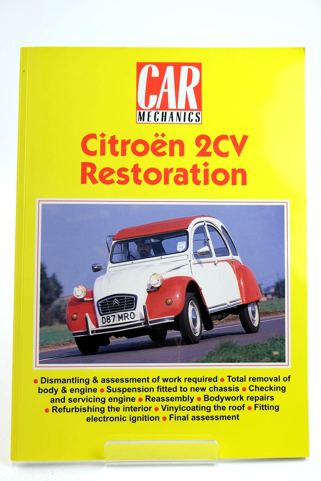 Photo of CITROEN 2CV RESTORATION- Stock Number: 2132254