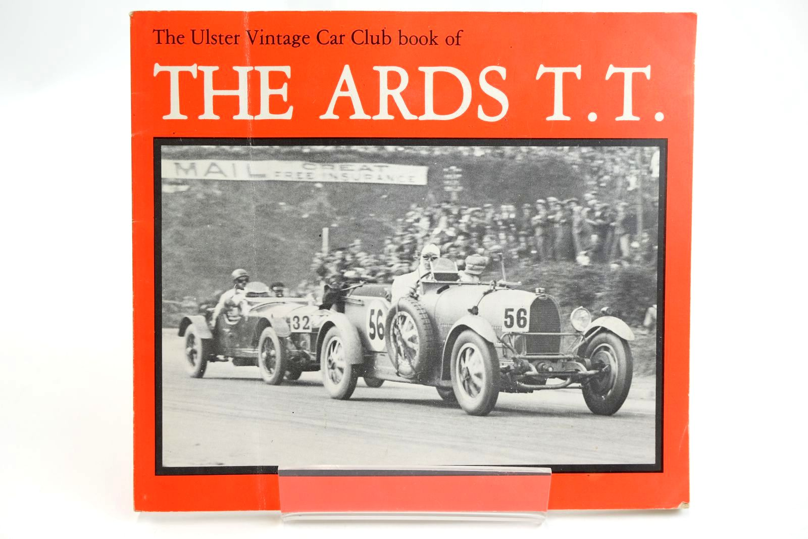 Photo of THE ULSTER VINTAGE CAR CLUB BOOK OF THE ARDS T.T.
