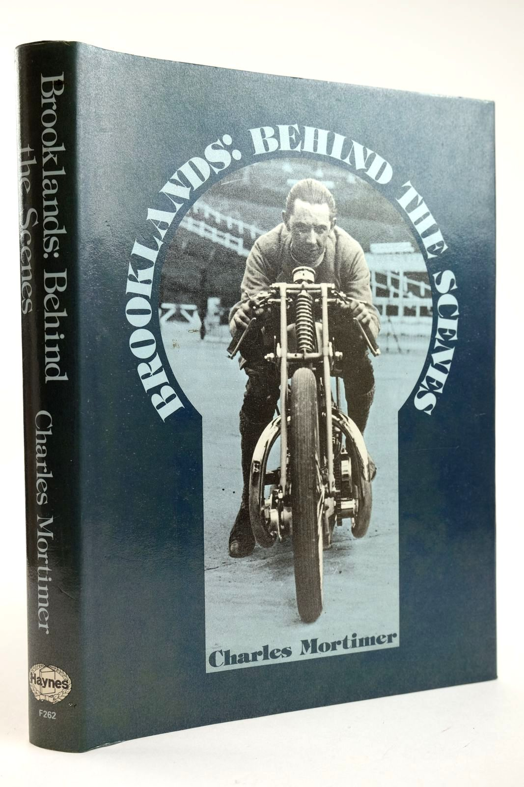 Photo of BROOKLANDS: BEHIND THE SCENES written by Mortimer, Charles published by Haynes Publishing Group, Foulis (STOCK CODE: 2132273)  for sale by Stella & Rose's Books