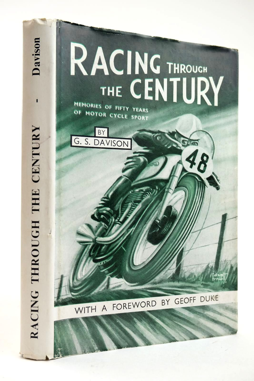 Photo of RACING THROUGH THE CENTURY written by Davison, G.S. Duke, Geoff published by The T.T. Special (STOCK CODE: 2132282)  for sale by Stella & Rose's Books