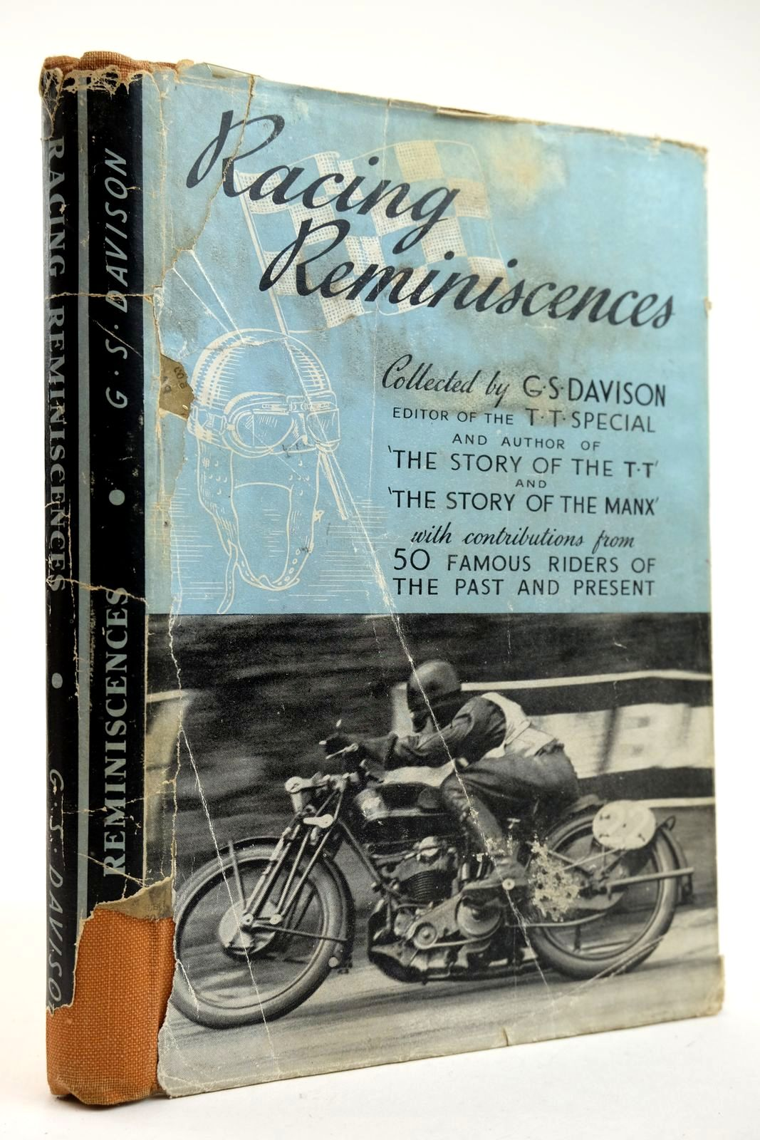 Photo of RACING REMINISCENCES written by Davison, G.S. published by The T.T. Special (STOCK CODE: 2132283)  for sale by Stella & Rose's Books