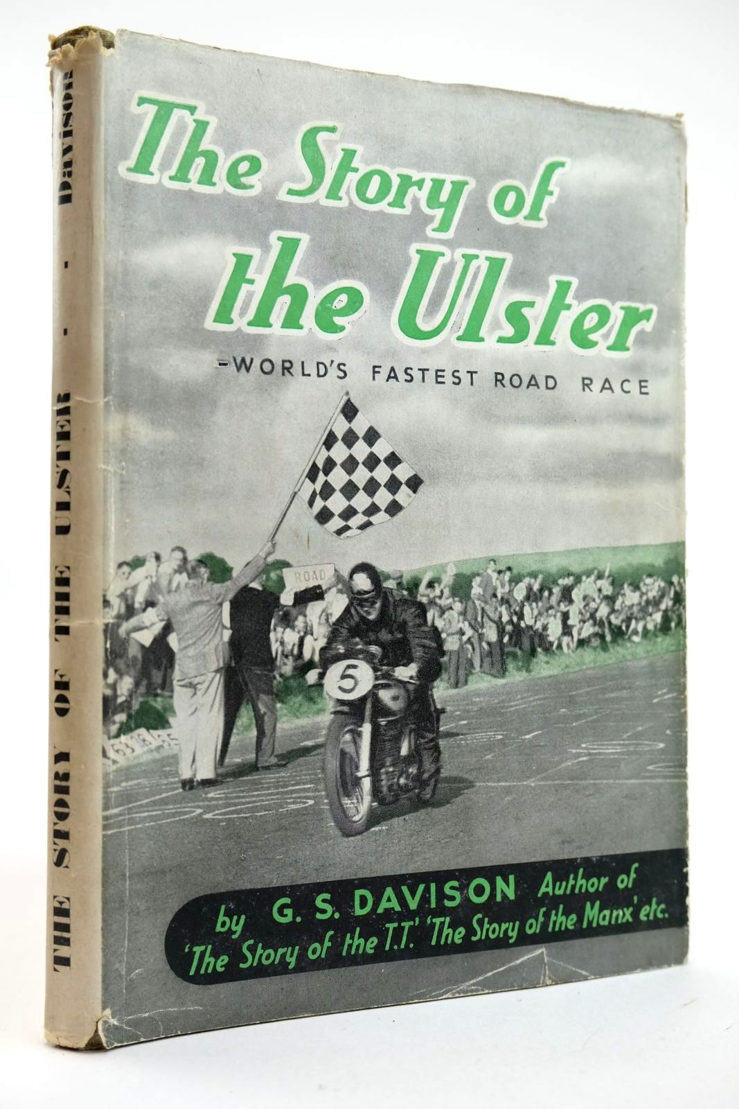 Photo of THE STORY OF THE ULSTER- Stock Number: 2132287