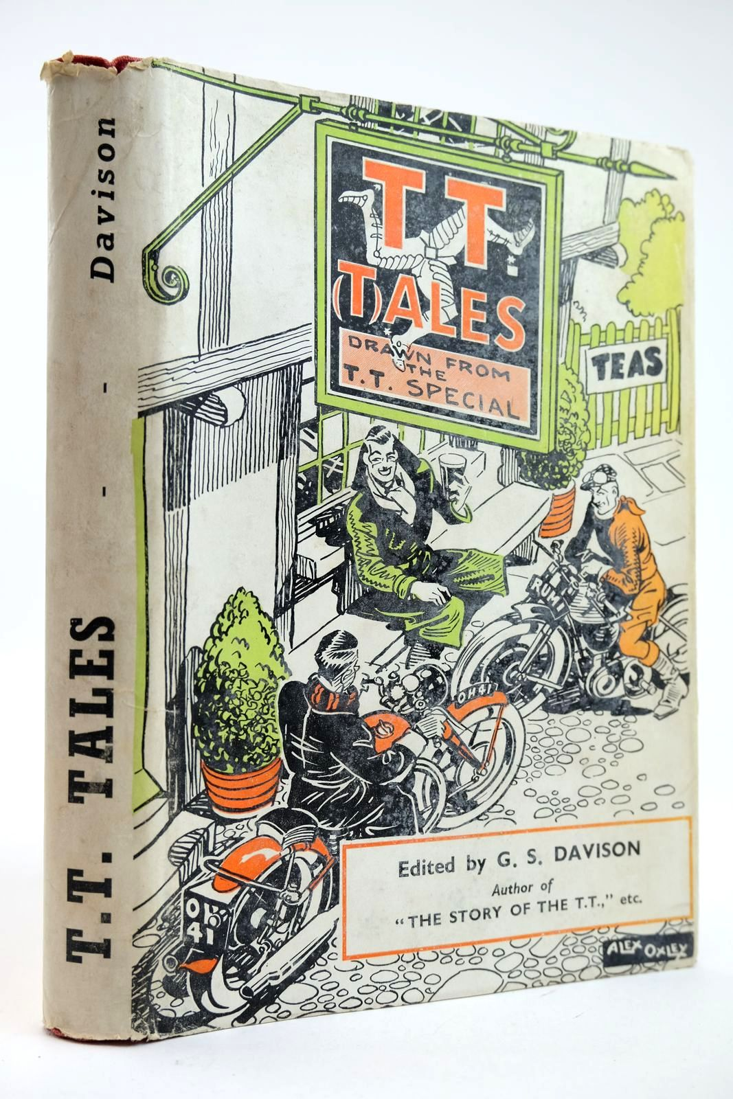Photo of T.T. TALES - AND OTHER STORIES- Stock Number: 2132290