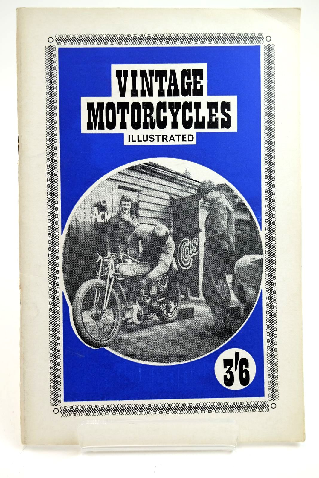Photo of VINTAGE MOTORCYCLES ILLUSTRATED- Stock Number: 2132291