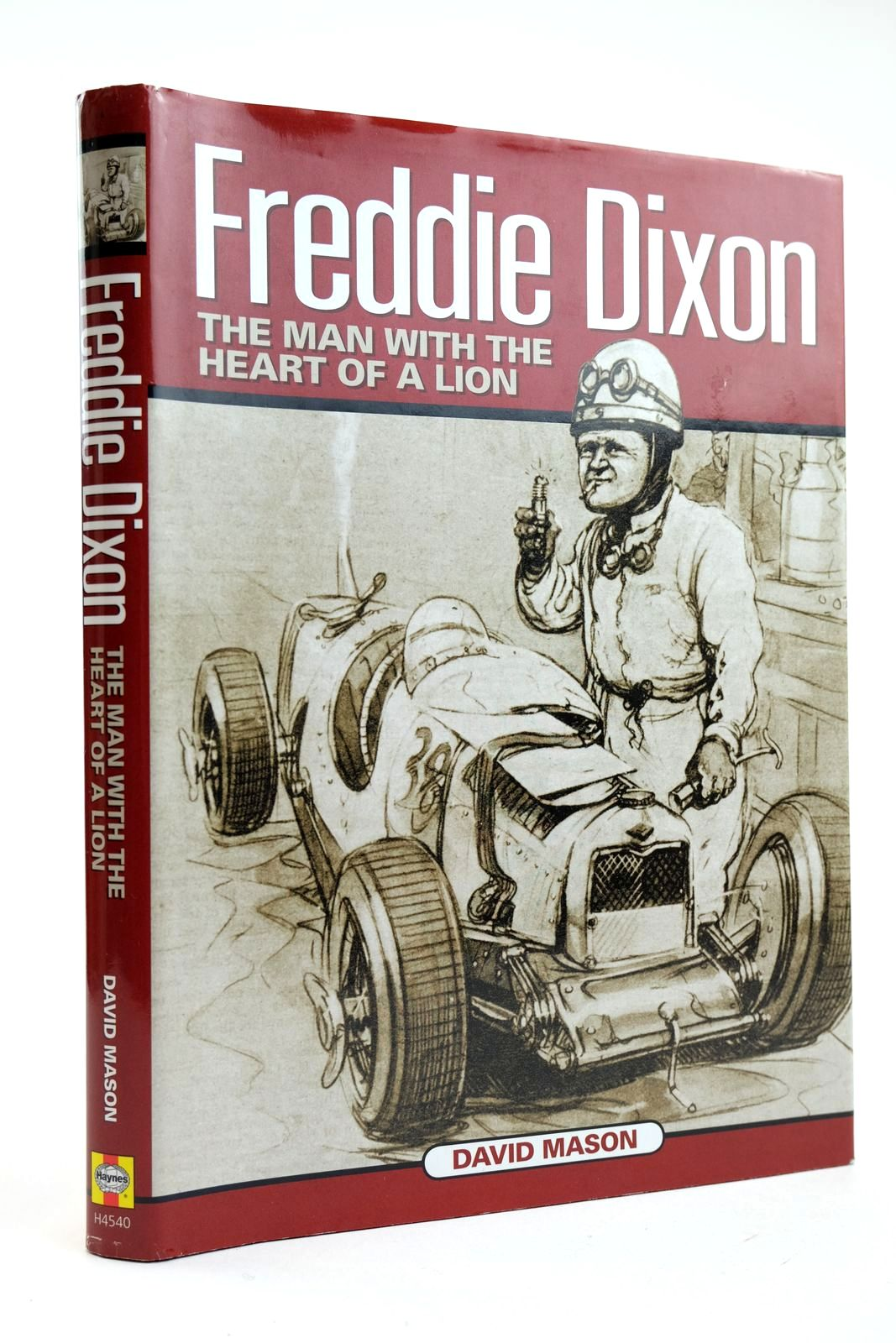 Photo of FREDDIE DIXON THE MAN WITH THE HEART OF A LION- Stock Number: 2132294