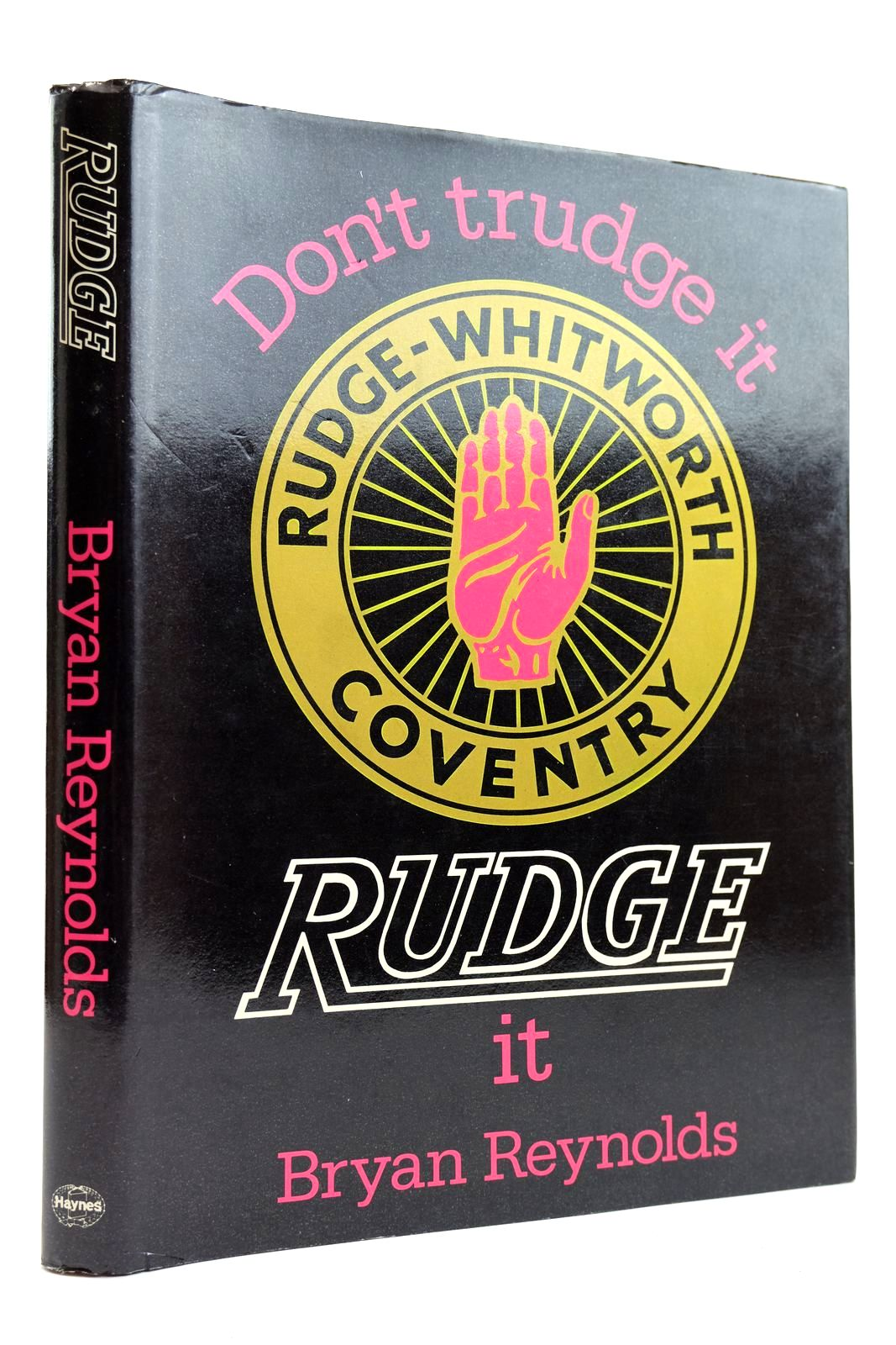 Photo of DON'T TRUDGE IT, RUDGE IT- Stock Number: 2132295