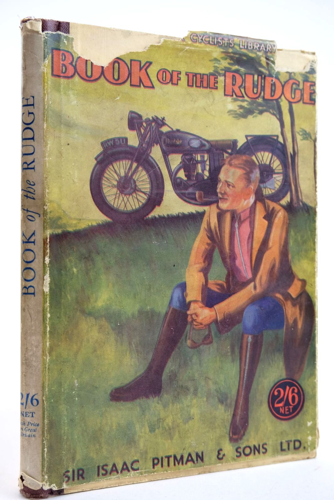 Photo of THE BOOK OF THE RUDGE- Stock Number: 2132300