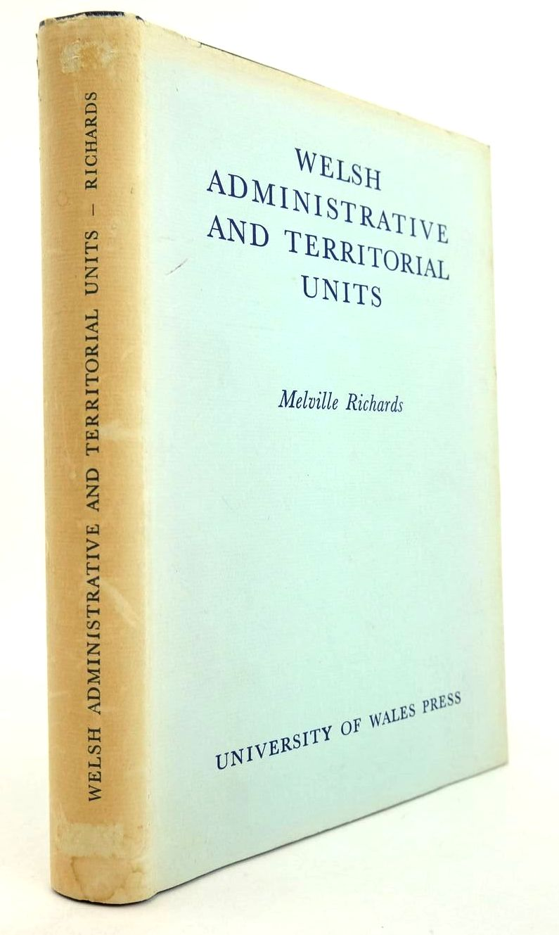 Photo of WELSH ADMINISTRATIVE AND TERRITORIAL UNITS, MEDIEVAL AND MODERN- Stock Number: 2132305