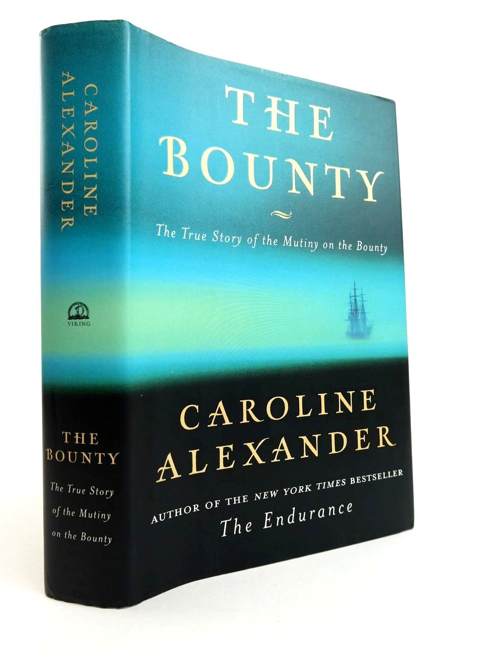 Photo of THE BOUNTY: THE TRUE STORY OF THE MUTINY ON THE BOUNTY written by Alexander, Caroline published by Viking (STOCK CODE: 2132323)  for sale by Stella & Rose's Books