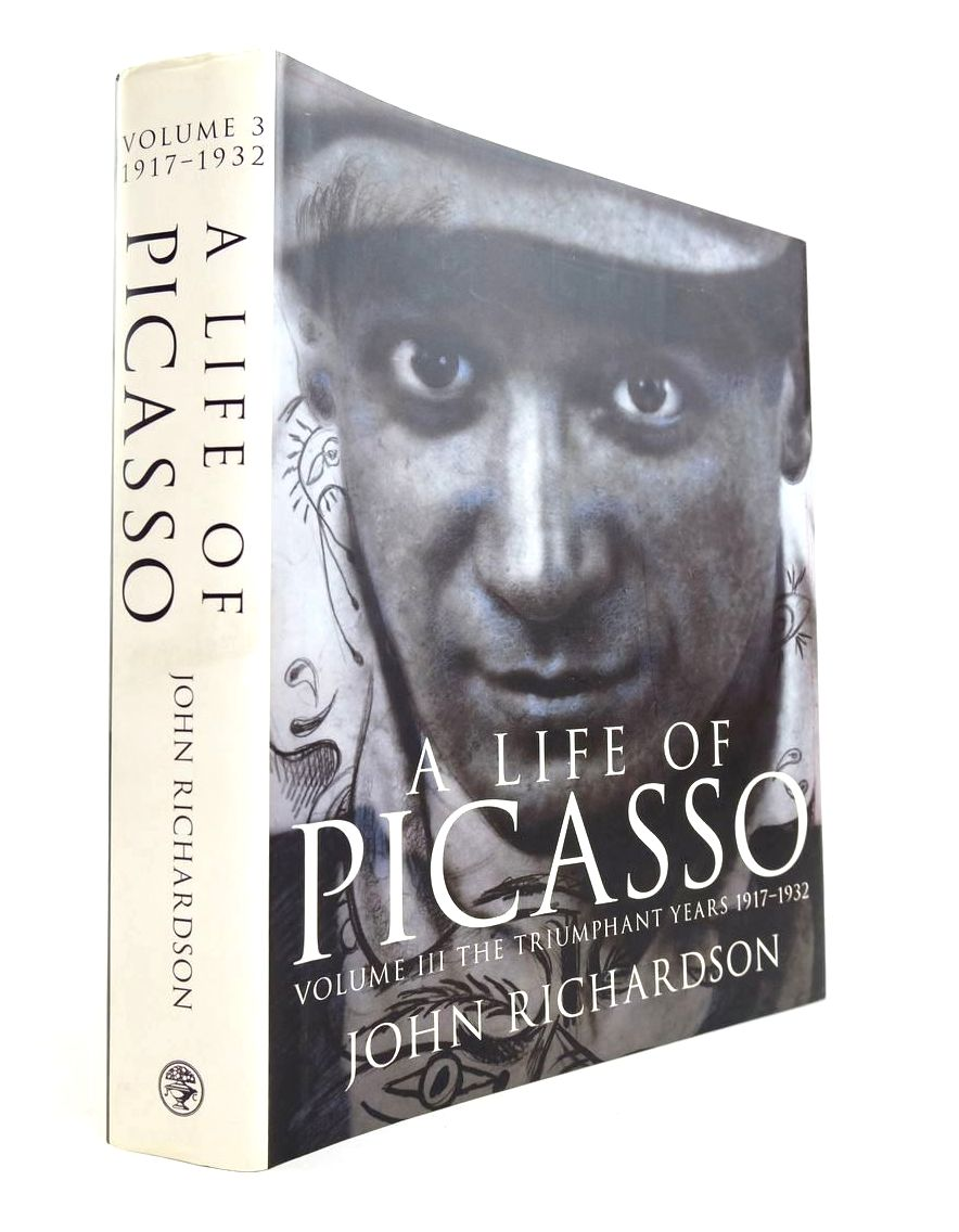 Photo of A LIFE OF PICASSO VOL III THE TRIUMPHANT YEARS 1917-1932- Stock Number: 2132326